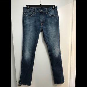Dark Wash Levi's Jeans